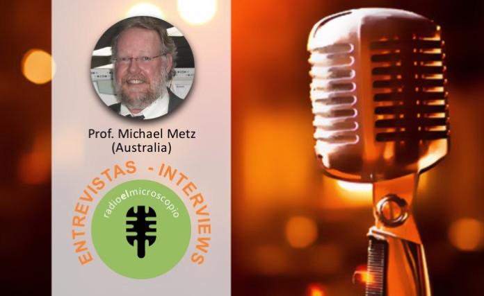 Interview: Dr  Michael Metz (Australia) | Infobioquimica org