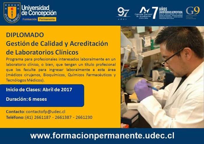 Diplomado en Gestión de Calidad y Acreditación de Laboratorios ... 7c86c3b9ed